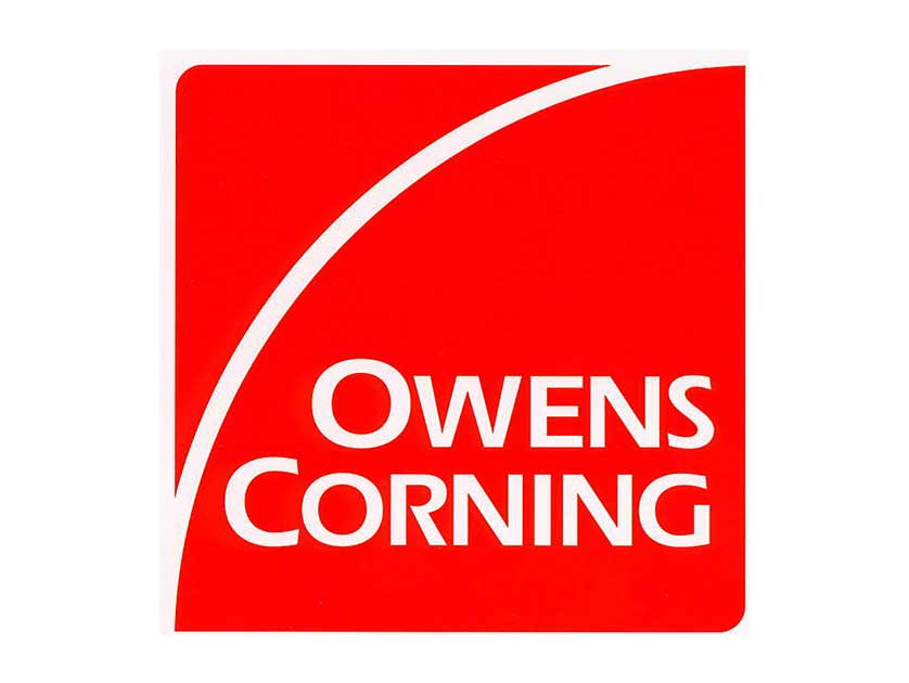 Owens Corning roofing supplies